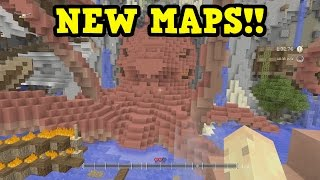 Minecraft Xbox One / PS4 TU52 - NEW BEAST TRACK PACK thumbnail