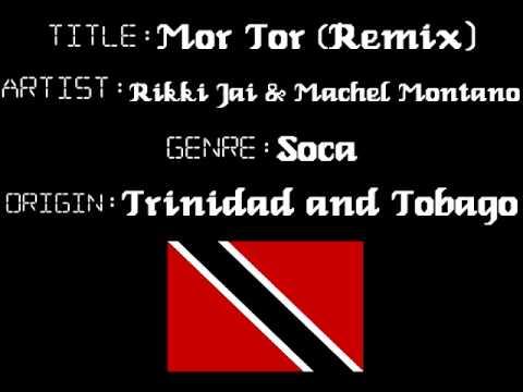 Rikki Jai & Machel Montano - Mor Tor (Remix) - Chutney Soca