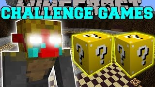 Minecraft: MONKING CHALLENGE GAMES - Lucky Block Mod - Modded Mini-Game