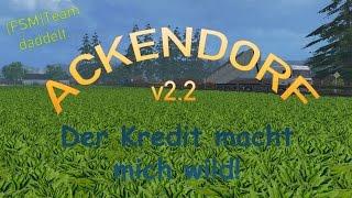 Es geht weiter! Ackendorf v2.2 auf Stufe Schwer.