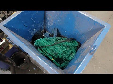 PLASTICS: Fishnet (M85)