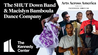 The SHUT Down Band & Macislyn Bamboula Dance Company
