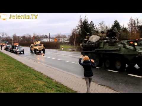 Wojsko amerykańskie w Piechowicach