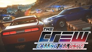 The Crew: Calling All Units - Choose Your Side Launch Trailer