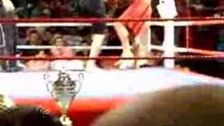 Mick Leonard vs Frederic Fernandez