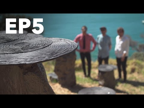 The Real Houseboys of Waiheke: Episode 5 'Sculpture Walk'