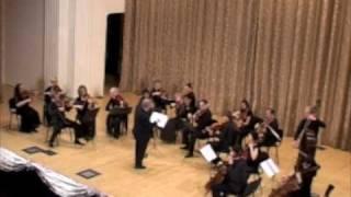 Dvorak: Slavonic Dance in E minor / Rachlevsky • Chamber Orchestra Kremlin