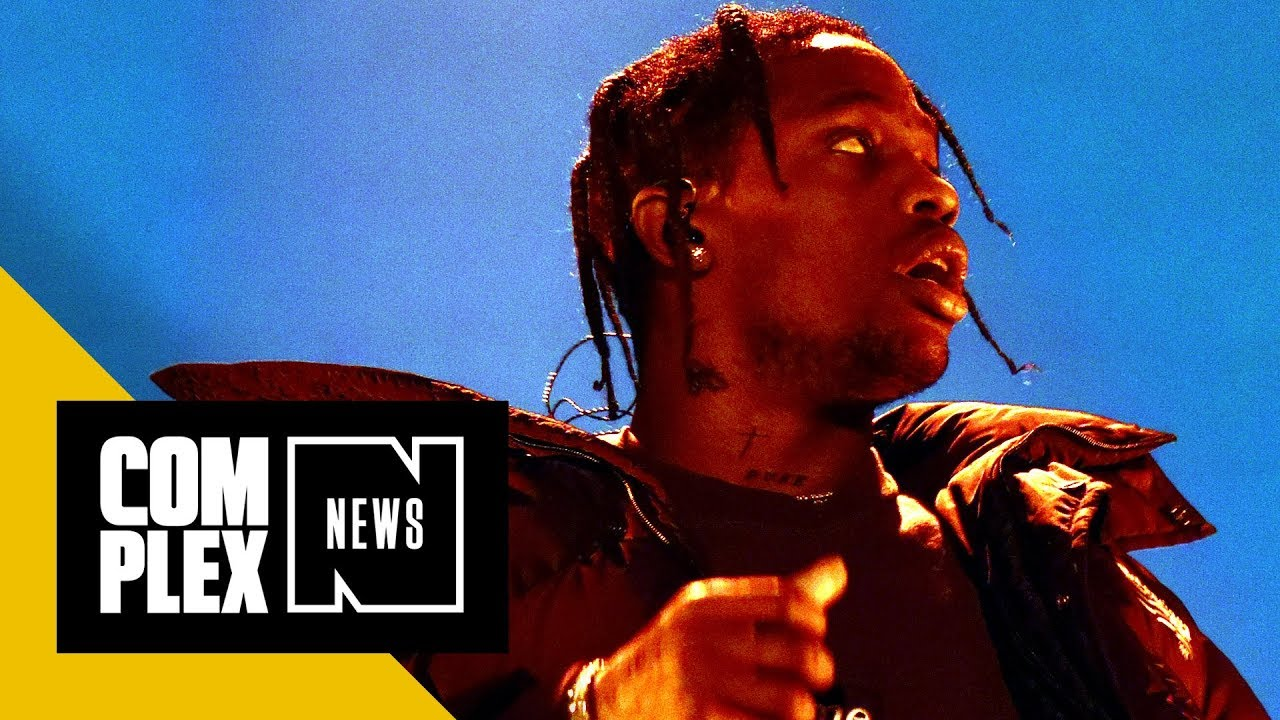 eebd05778851 Travis Scott Teases 'AstroWorld' Sound and Release Date - YouTube