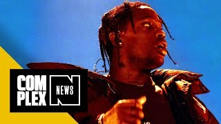 Travis Scott Teases 'AstroWorld' Sound and Release Date