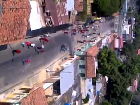 Chavistas asesinos! Mataron a Génesis Carmona!