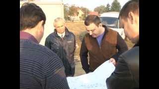 Radovi na toplovodu u Belom Polju