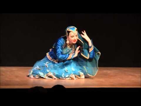 Mash Mash Allah- Persian Classical (Qajar) dance by Apsara رقص ایرانی قاجاری thumbnail