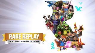 Rare Replay - 35 Anos, 30 Jogos Clássicos e a Retrocompatibilidade do 360 no Xbox One