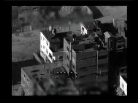 Surveillance post in a civilian house.mp4