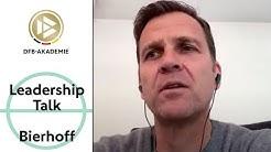 #EverydayLeadership - der Talk der DFB-Akademie | Mit Oliver Bierhoff