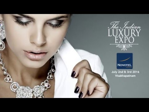 The Indian Luxury Expo Tickets @BookMyShow
