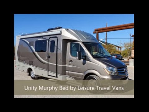 2015 Unity Murphy Bed by Leisure Travel Available For Sale At