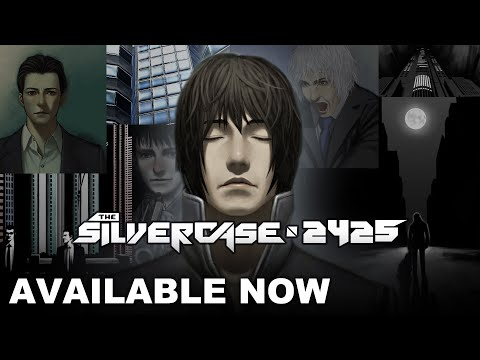 The Silver Case 2425 - Launch Trailer (Nintendo Switch)