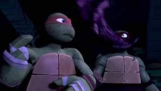Avance Tortugas Ninja  de Nickelodeon Temporada 2 (Sneak Peak)