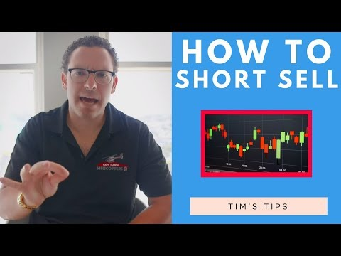 How To Short Sell Penny Stocks
