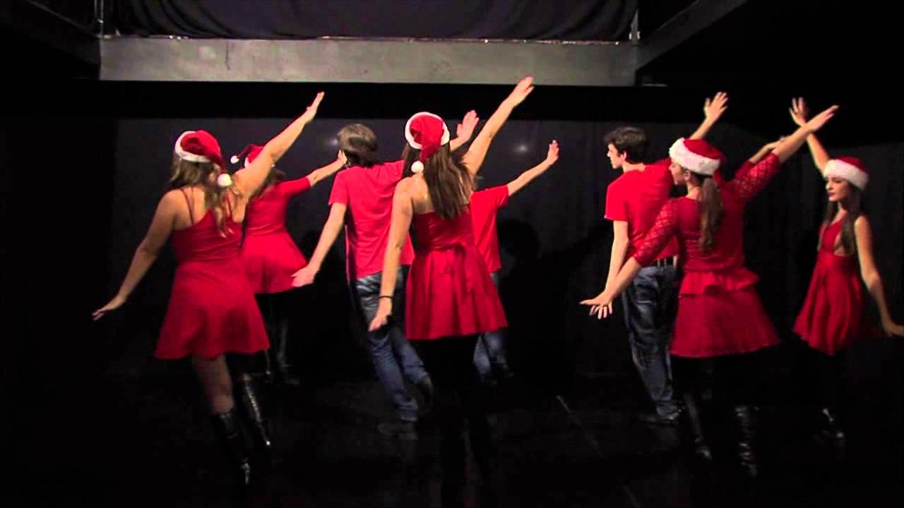 Show navideno de las chicas bala en seb 2017