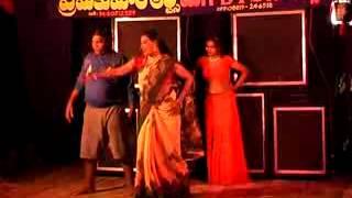 Visakhapatnam Recording Dance Show at Mid night