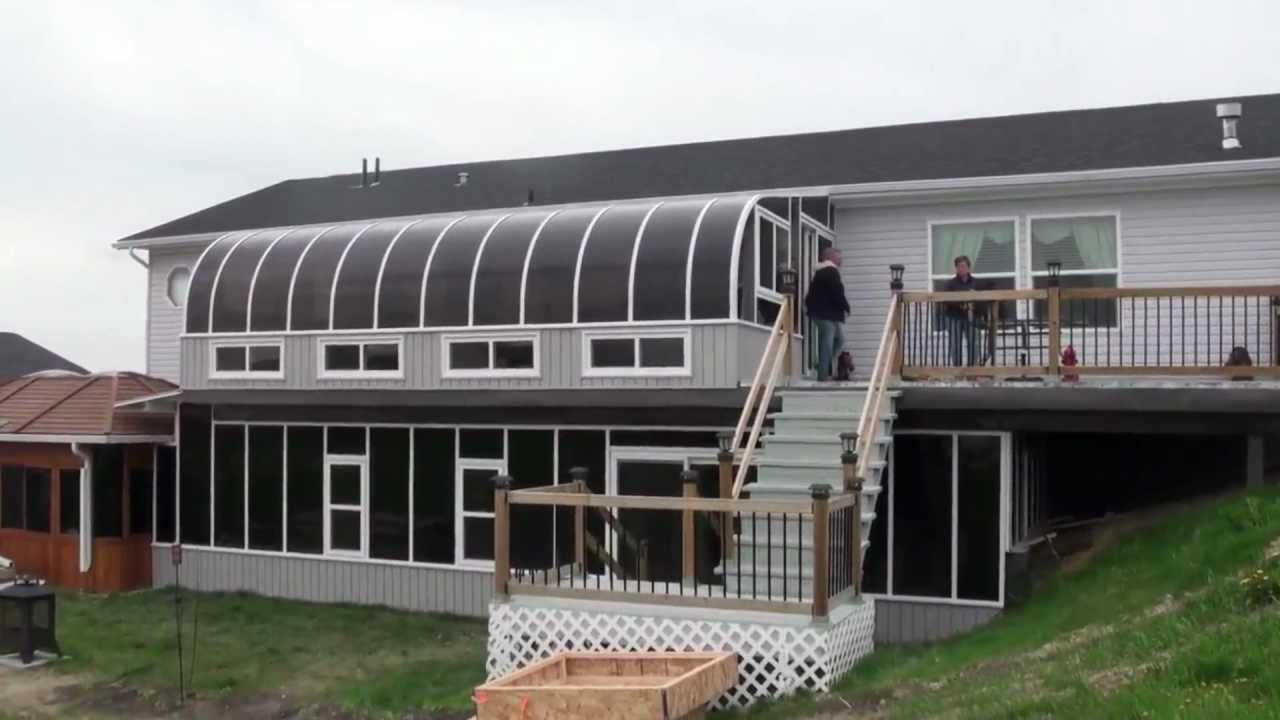 calgary best sunrooms sunroom construction youtube