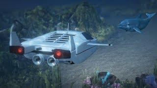 İNANILMAZ 4.900.000$ SU ALTI ARABASI! (GTA 5 Online DLC)