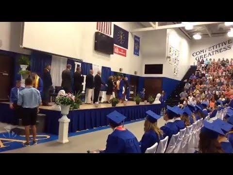 Eastern Hancock High School Class of 2017 Graduation Ceremony