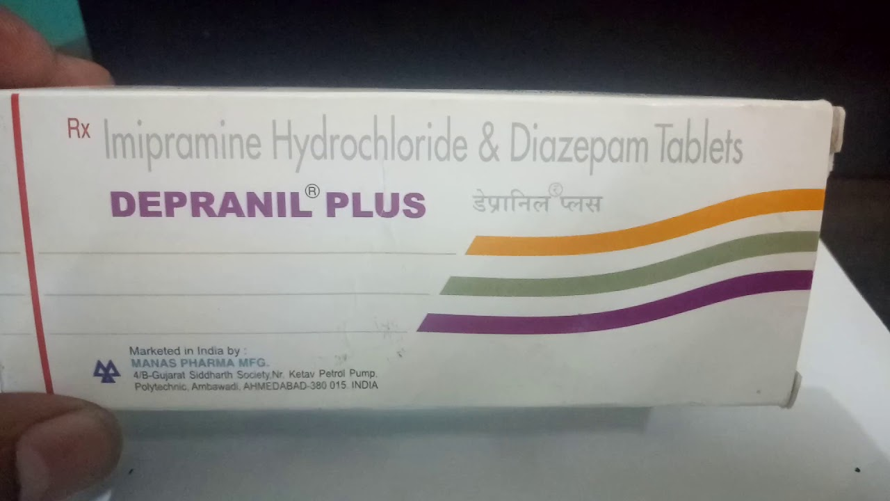 Depranil Plus: Uses, Side effects, Reviews, Composition in ...