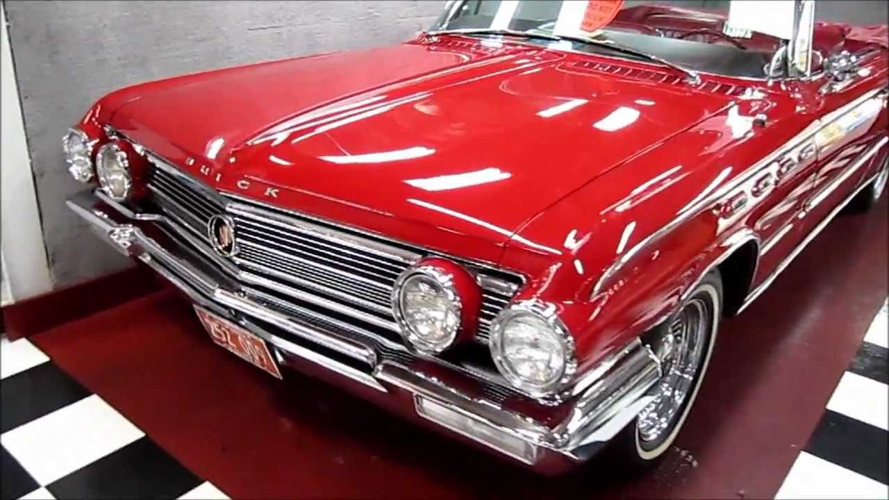 1962 Buick Electra 225 Youtube