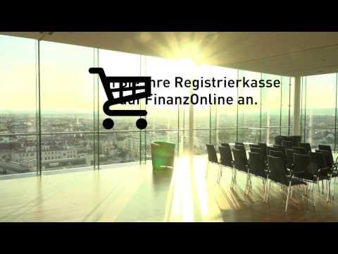 Webinar-Aufzeichung: So melden Sie Ihre Registrierkasse auf FinanzOnline an