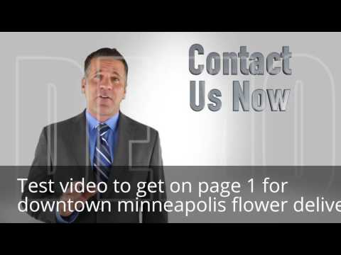 downtown minneapolis flower delivery