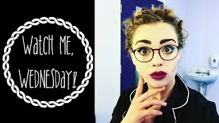 Get Ready With Me | Watch Me, Wednesday