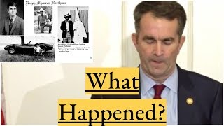 What's Going On With Ralph Northam?