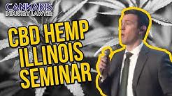 CBD Hemp Illinois Seminar