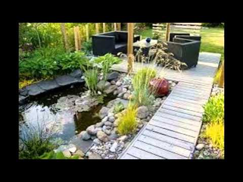 Simple Garden Ideas - YouTube