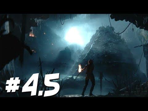 งัดสุสานย้อนหลัง - Shadow Of The Tomb Raider - Part 4.5