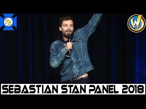 Sebastian Stan Panel  Wizard World Philadelphia 2018