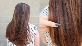 How to LOWLIGHT and BALAYAGE for Brunette Dimension!