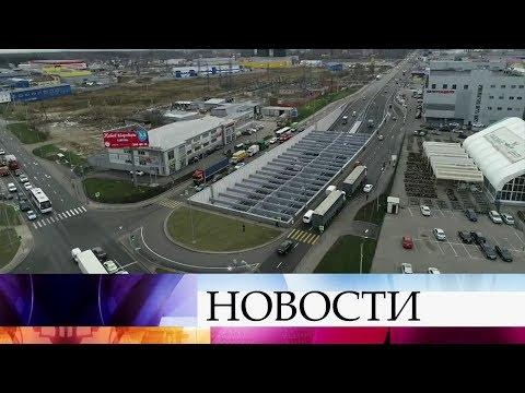 Варшавское шоссе поедет быстрее: в Щербинке открыли тоннель на пересечении с Железнодорожной улицей.