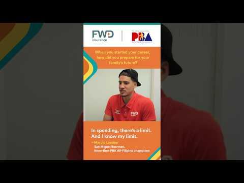 FWD Life Philippines Interview with Marcio Lassiter