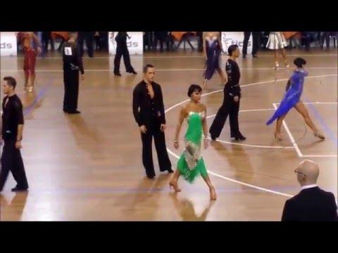 Marcos Borjas - Nowak, SPA | Etabeta Dance Trophy | Over16 Open Latin Semi-Final R