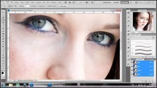 Photoshop Tutorial - Hvordan å fargelegge øyne