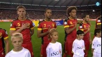 Belgien (1:1) Kroatien (WM-Quali 2014, Gruppe A) [11.09.2012]