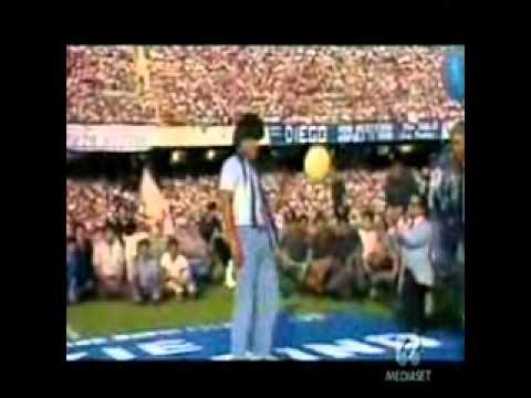 Omaggio A Diego Armando Maradona - Tu Corri