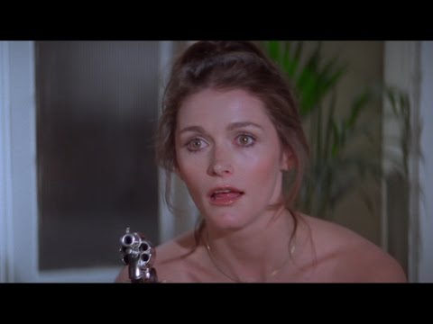 Superman 2 - Lois shoots a gun at Clark