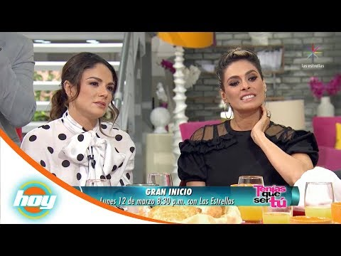 Rossana Nájera será 'Amaranta' en 'Tenías que ser tú' | Hoy