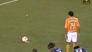 2008 CONCACAF Champions Cup CSD Municipal at Houston Dynamo