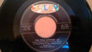 Little Pete and The Youngsters - You Told Another Lie - Great Louisville Doo Wop Ballad